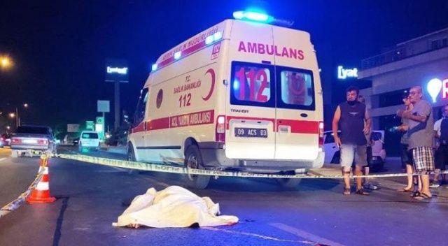 50 yaşındaki Hüdaverdi Demirkıran feci şekilde hayatını kaybetti