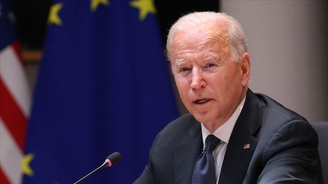ABD Başkanı Biden, Afganistan'a desteklerinin süreceğini açıkladı
