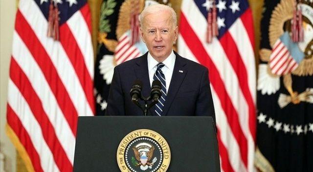 ABD'de Biden'ın icraatlarını onaylayanların oranı yüzde 50'ye düştü