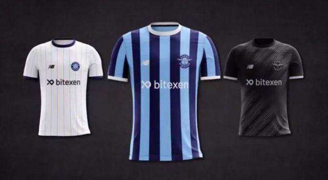 Adana Demirspor'un yeni formaları görücüye çıktı