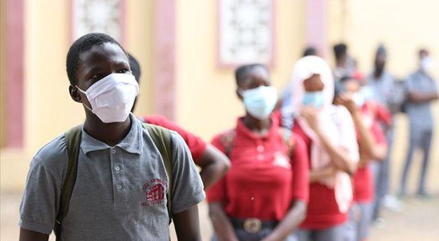 Afrika'da Covid-19 vaka sayısı 6 milyondan fazla
