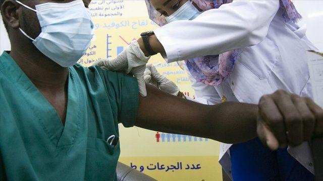 Afrika'da gereken aşı miktarının sadece yüzde 10'u kıtaya ulaştı