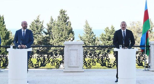 Aliyev: Barışı düşünmenin zamanı geldi