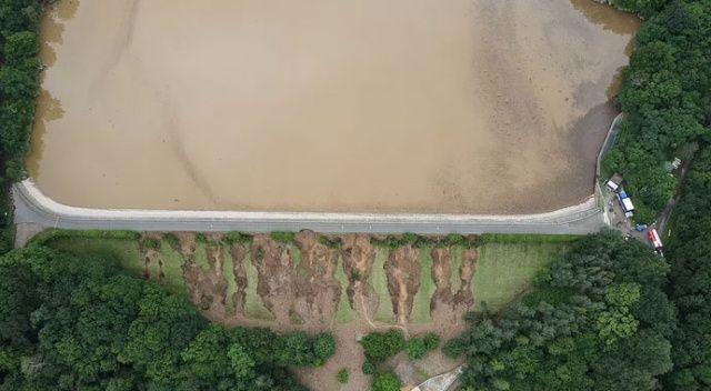 Almanlar endişeli: Ya baraj çökerse…