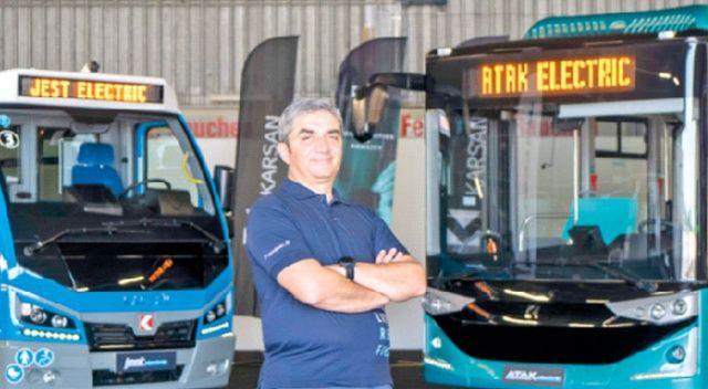 Avrupalı, Türk malı otobüsleri beğendi
