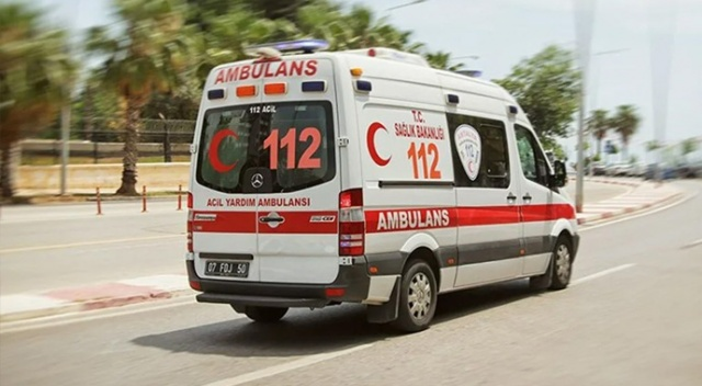 Balıkesir'de kaza: Yaralılar var