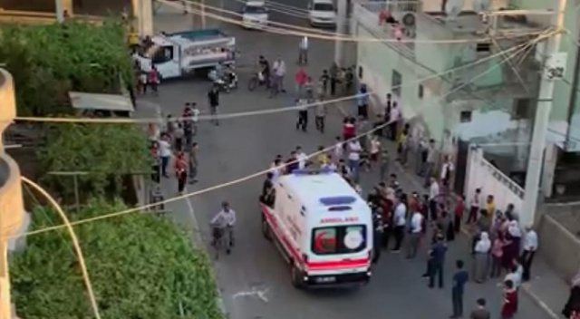 Batman'da sağlık çalışanlarına saldırı