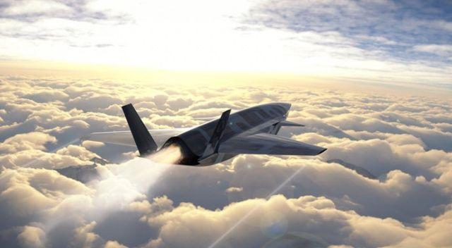 Baykar'ın merak uyandıran paylaşımı belli oldu: İnsansız savaş uçağı