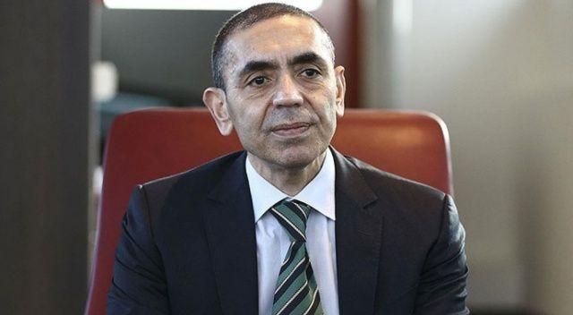 BioNTech CEO'su Uğur Şahin'den üçüncü doz açıklaması
