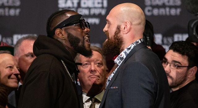 Boksör Fury ile Wilder arasındaki maçın tarihi belli oldu