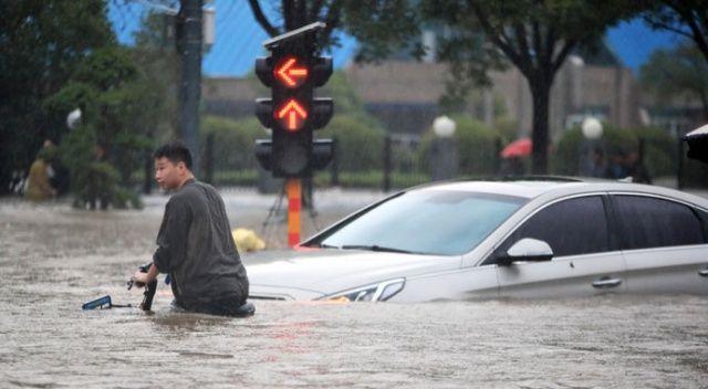 Çin'deki sel felaketinin bilançosu artıyor