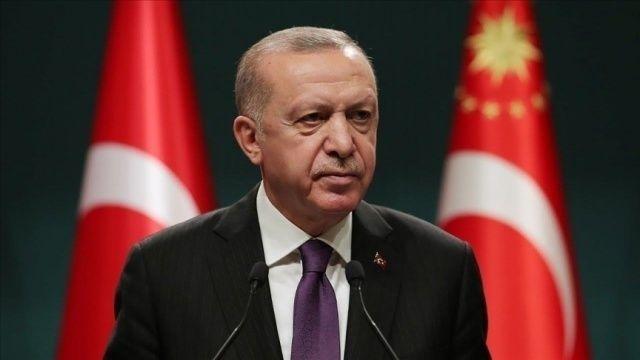 Cumhurbaşkanı Erdoğan'dan Lozan Antlaşması açıklaması