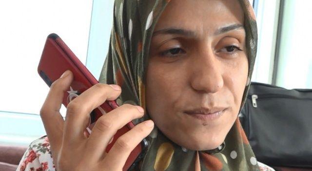 Cumhurbaşkanı Erdoğan'dan oğlu teslim olan Ayşegül Biçer'e telefon