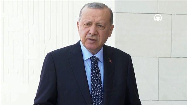 Cumhurbaşkanı Erdoğan'dan THK iddialarına cevap verdi