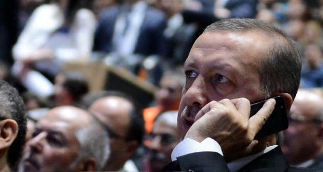 Cumhurbaşkanı Erdoğan Hasan Ruhani ile görüştü