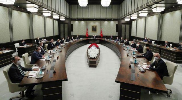 Cumhurbaşkanlığı Kabinesi toplandı: Bayram tatili kaç gün olacak?