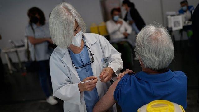 Dünya genelinde 3 milyar 470 milyon doz aşı yapıldı
