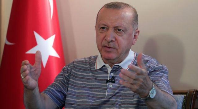 Erdoğan'dan Kıbrıs mesajı: Kuzey-Güney diye bir olay kalmadı