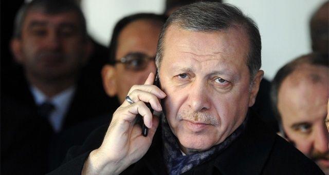 Erdoğan'dan PSV maçı öncesi Galatasaray'a moral telefonu