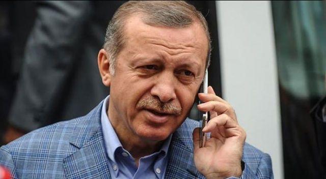 Erdoğan'dan, spor camiasıyla temaslar