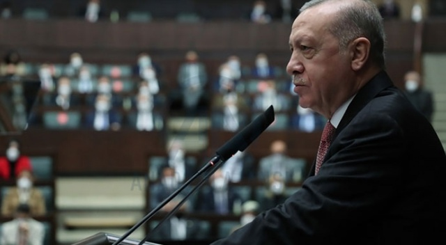 Erdoğan: Sınırlarımız tehdidin olduğu yerden başlar