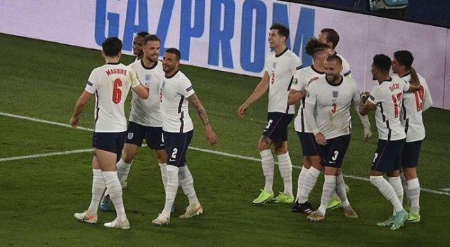 EURO 2020'de İtalya'nın rakibi İngiltere oldu
