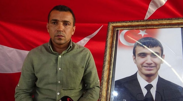 Evlat nöbeti sürüyor: HDP'ye ve CHP'ye hakkımızı helal etmiyoruz