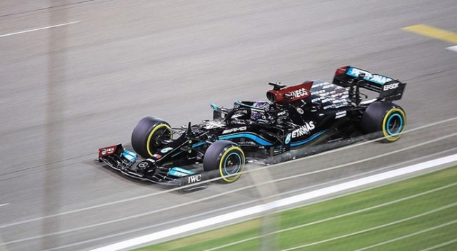 F1 Büyük Britanya Grand Prix'sinin adı Hamilton