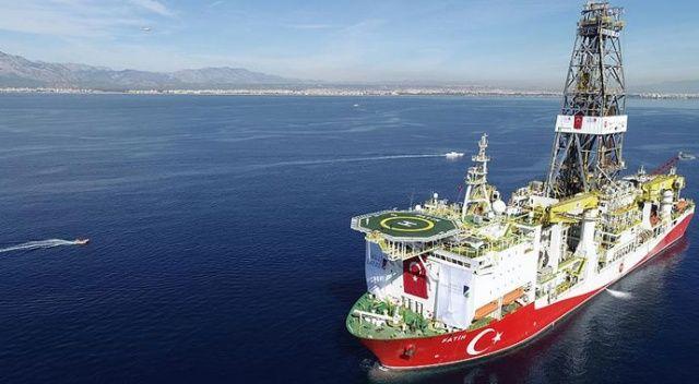 Fatih sondaj gemisinden yeni haber: Türkali-4'te sondaja başladı