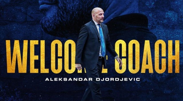 Fenerbahçe Beko'nun yeni başantrenörü Aleksandar Djordjevic