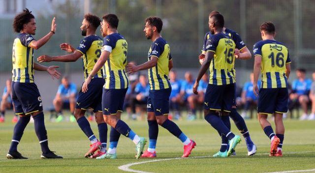 Fenerbahçe'de 4 futbolcu kadro dışı