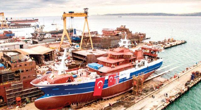 Gemi inşa sektörü Eximbank'la yelkeni şişiriyor
