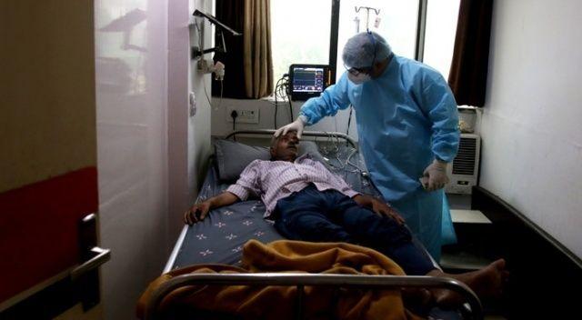 Hindistan'da 'siyah mantar' tehlikesi sürüyor