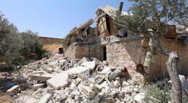 İdlib'de sivillere saldırı: Ölü ve yaralılar var