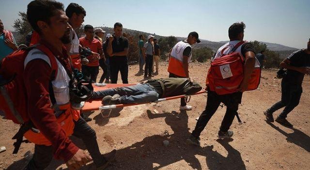 İşgalci İsrail Batı Şeria'da 64 Filistinliyi yaraladı