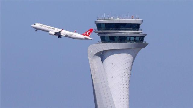 İstanbul Havalimanı günlük 979 uçuşla Avrupa'da zirvede