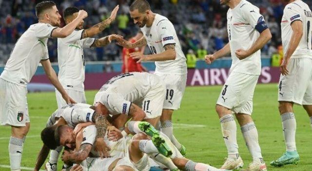 İtalya, Belçika'yı mağlup ederek yarı finale yükseldi