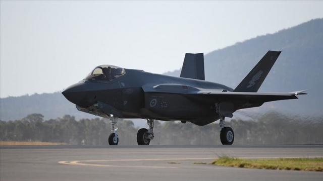Japonya F-35 programına katılıyor