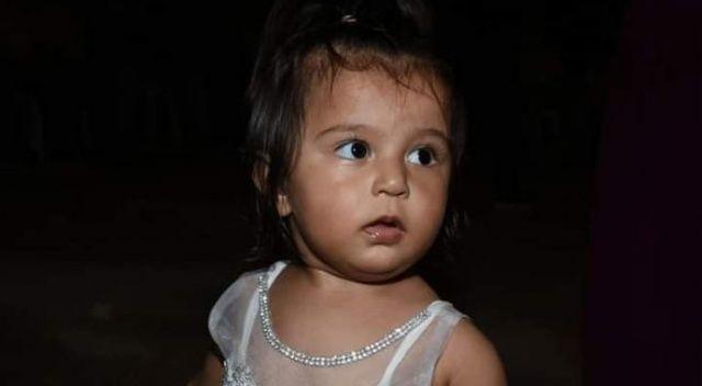 Kahreden olay! 2 yaşındaki Ecrin bir anda ortadan kayboldu