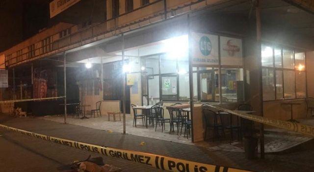 Kahvehaneye kurşun yağdırıp kaçtılar: 1 ölü, 3 yaralı