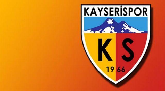 Kayserispor'da haciz şoku! Maçlara logosuz çıkabilir