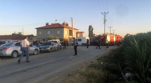 Konya'da katliam: 7 kişiyi kurşuna dizip ateşe verdiler