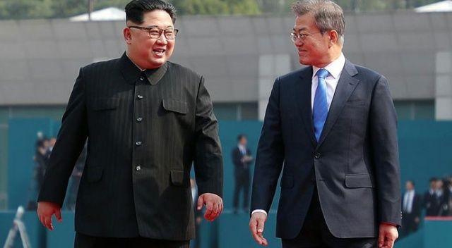 Kuzey ve Güney Kore'den 1 yıl sonra dikkat çeken adım