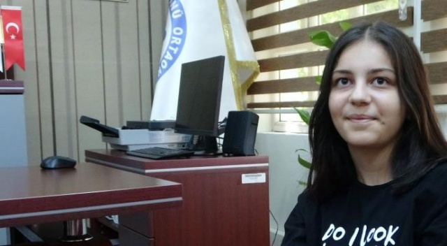 LGS Türkiye ikincisi Nisanur'un başarı sırrını anlattı
