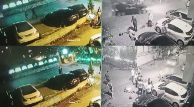"""Maltepe'de """"yan bakma"""" kavgasında silahlar konuştu: 3 yaralı"""