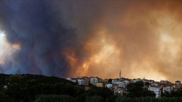 Manavgat'taki yangında ölenlerin sayısı 3'e yükseldi