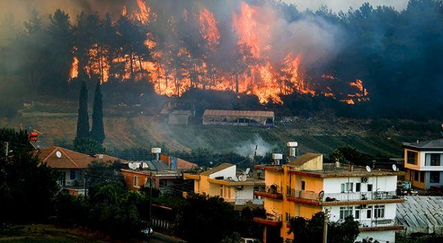 Manavgat'taki yangında yeni gelişme! Kameralar incelemeye alındı