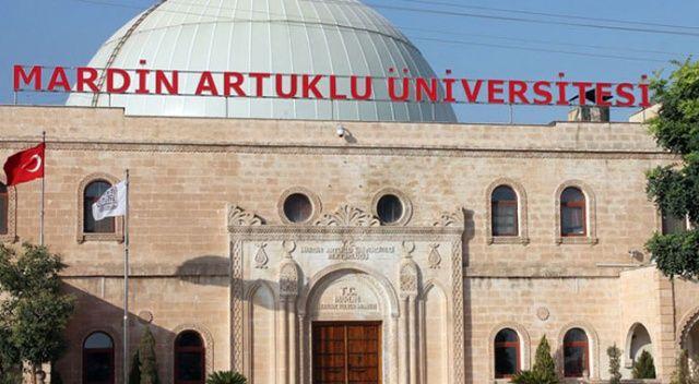 Mardin Artuklu Üniversitesi 20 öğretim üyesi alacak