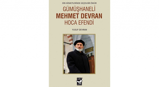 Mehmet Devran'ın hayatı kitap oldu