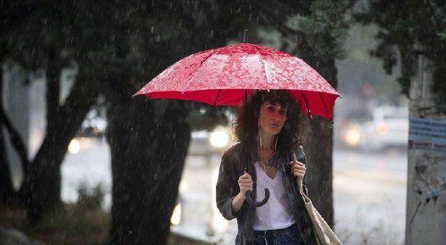 Meteoroloji'den 7 şehire yağış uyarısı